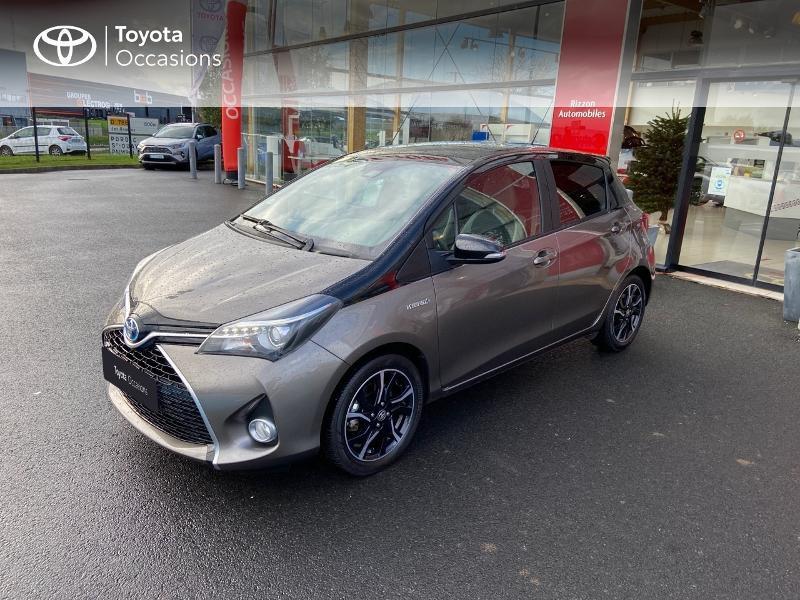 Photo 24 de l'offre de TOYOTA Yaris HSD 100h Collection 5p à 13990€ chez Rizzon Auto - Toyota St Brieuc