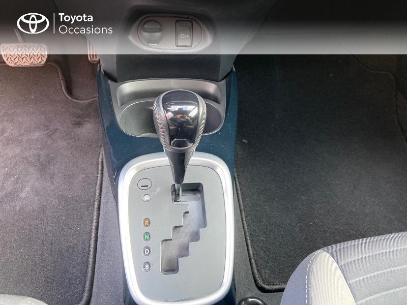 Photo 23 de l'offre de TOYOTA Yaris HSD 100h Collection 5p à 13990€ chez Rizzon Auto - Toyota St Brieuc