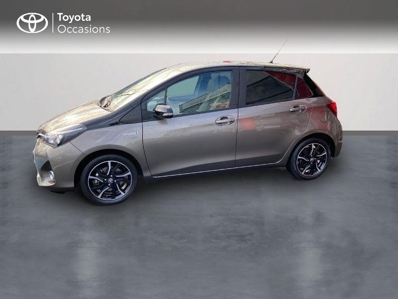 Photo 3 de l'offre de TOYOTA Yaris HSD 100h Collection 5p à 13990€ chez Rizzon Auto - Toyota St Brieuc