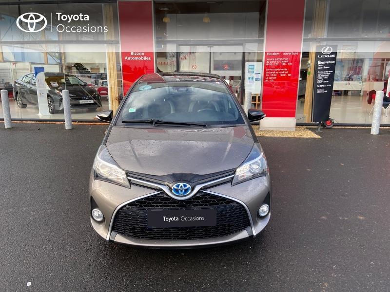 Photo 28 de l'offre de TOYOTA Yaris HSD 100h Collection 5p à 13990€ chez Rizzon Auto - Toyota St Brieuc