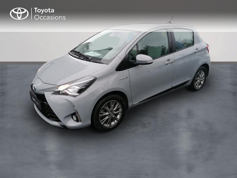 Photo 1 de l'offre de TOYOTA Yaris 100h Dynamic 5p MY19 à 13990€ chez Rizzon Auto - Toyota St Brieuc