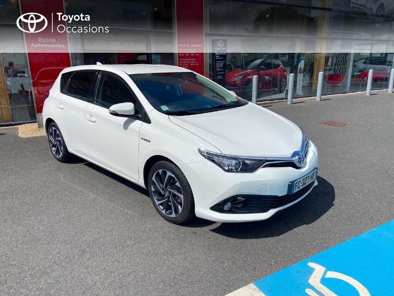Photo 17 de l'offre de TOYOTA Auris HSD 136h Design à 16890€ chez Rizzon Auto - Toyota St Brieuc