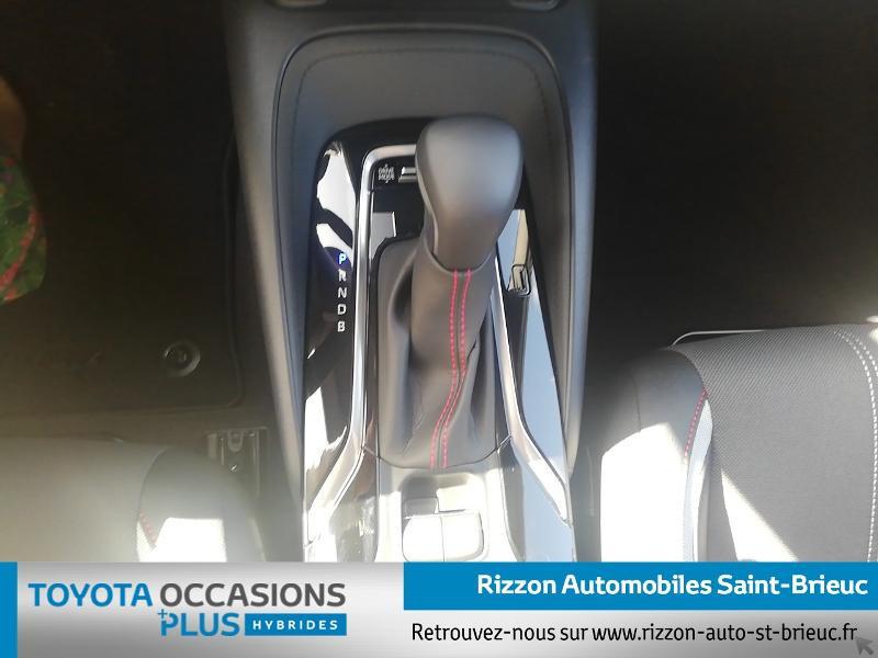 Photo 9 de l'offre de TOYOTA Corolla Touring Spt 122h GR Sport MY20 à 27990€ chez Rizzon Auto - Toyota St Brieuc