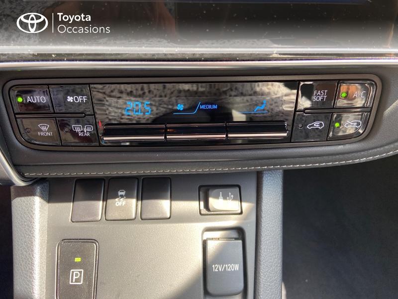 Photo 11 de l'offre de TOYOTA Auris HSD 136h Design à 16890€ chez Rizzon Auto - Toyota St Brieuc