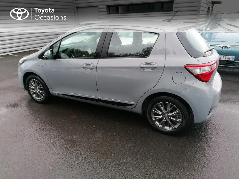Photo 18 de l'offre de TOYOTA Yaris 100h Dynamic 5p MY19 à 13990€ chez Rizzon Auto - Toyota St Brieuc