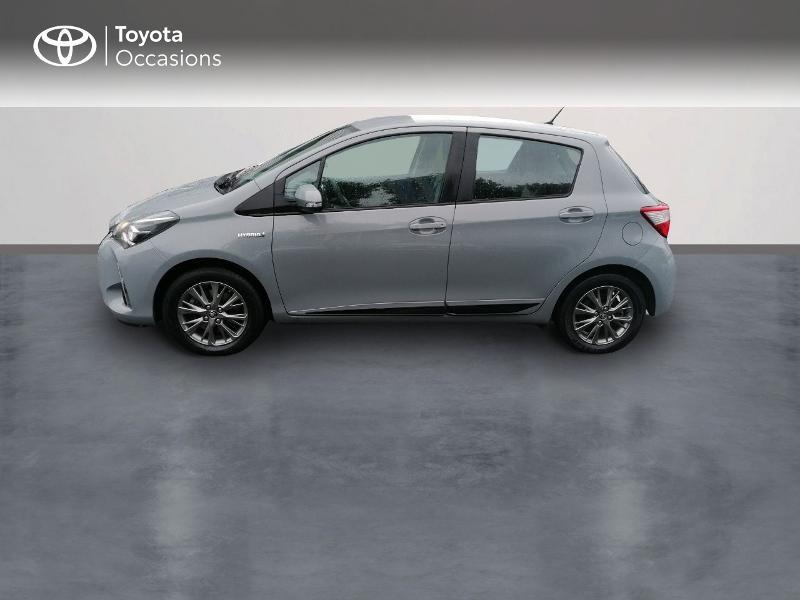 Photo 3 de l'offre de TOYOTA Yaris 100h Dynamic 5p MY19 à 13990€ chez Rizzon Auto - Toyota St Brieuc