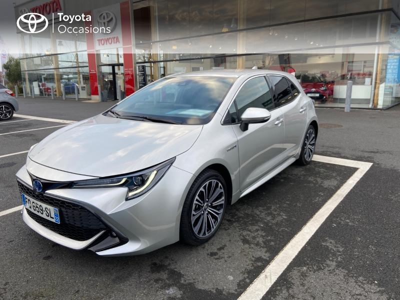 Photo 20 de l'offre de TOYOTA Corolla 122h Design MY20 à 23990€ chez Rizzon Auto - Toyota St Brieuc