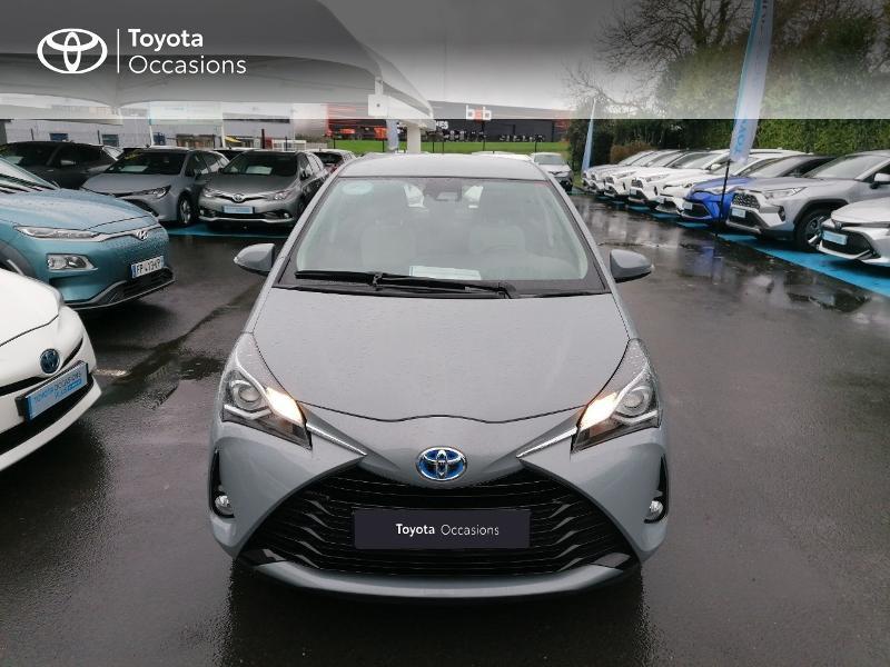 Photo 21 de l'offre de TOYOTA Yaris 100h Dynamic 5p MY19 à 13990€ chez Rizzon Auto - Toyota St Brieuc