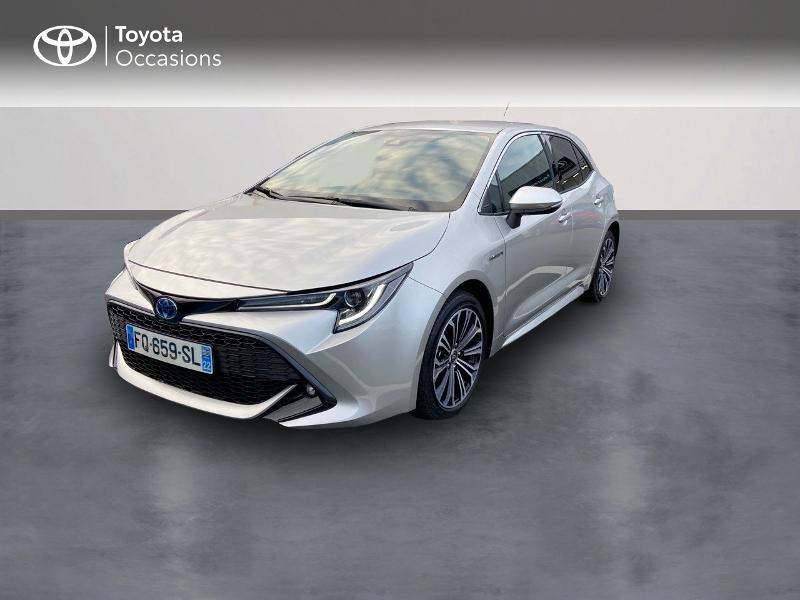 Photo 1 de l'offre de TOYOTA Corolla 122h Design MY20 à 23990€ chez Rizzon Auto - Toyota St Brieuc