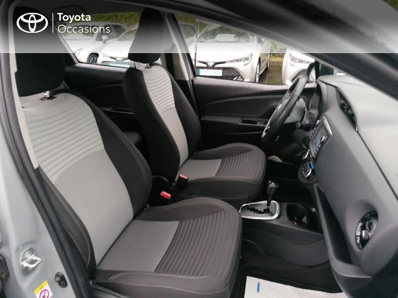 Photo 6 de l'offre de TOYOTA Yaris 100h Dynamic 5p MY19 à 13990€ chez Rizzon Auto - Toyota St Brieuc
