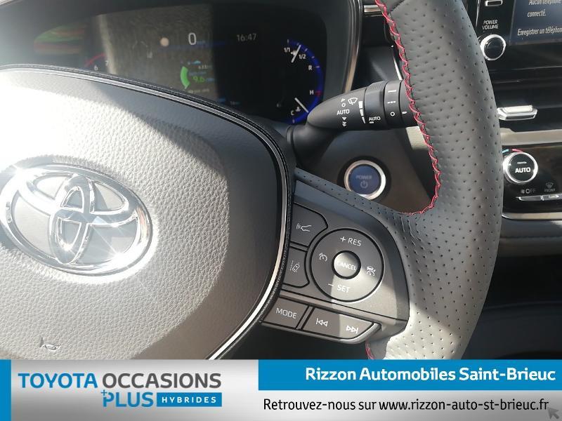 Photo 8 de l'offre de TOYOTA Corolla Touring Spt 122h GR Sport MY20 à 27990€ chez Rizzon Auto - Toyota St Brieuc