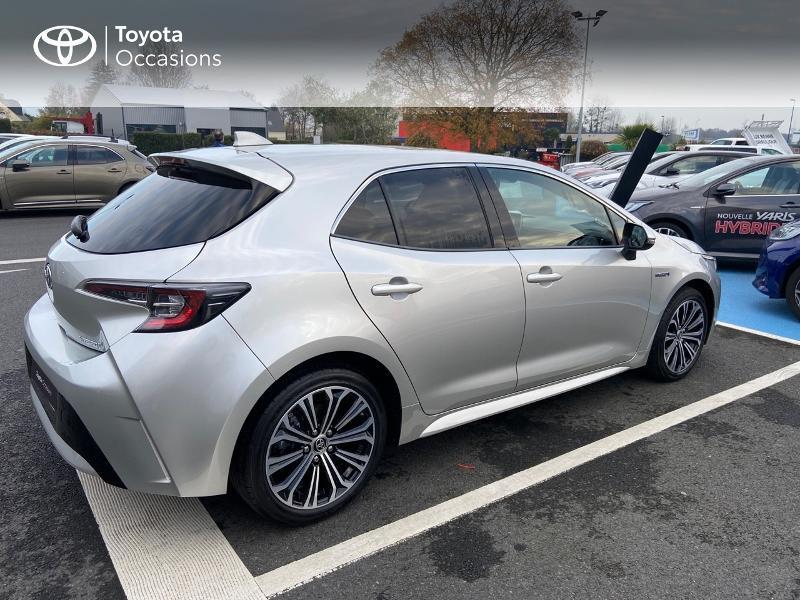 Photo 18 de l'offre de TOYOTA Corolla 122h Design MY20 à 23990€ chez Rizzon Auto - Toyota St Brieuc