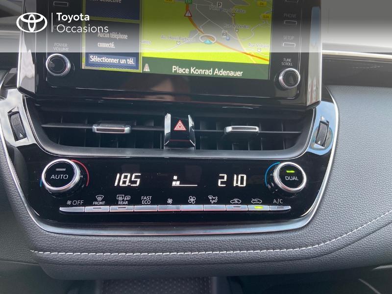 Photo 22 de l'offre de TOYOTA Corolla 122h Design MY20 à 23990€ chez Rizzon Auto - Toyota St Brieuc