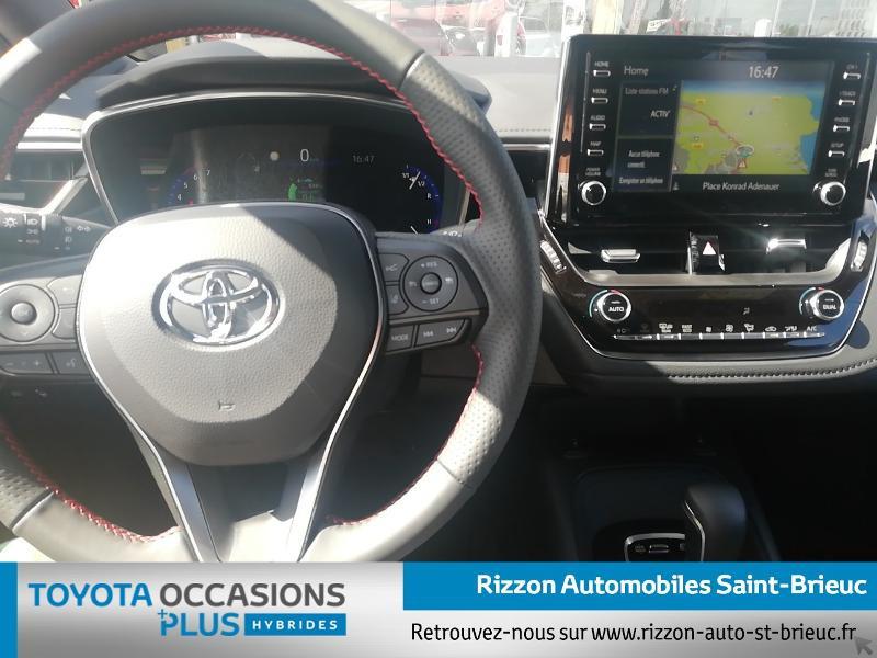 Photo 5 de l'offre de TOYOTA Corolla Touring Spt 122h GR Sport MY20 à 27990€ chez Rizzon Auto - Toyota St Brieuc