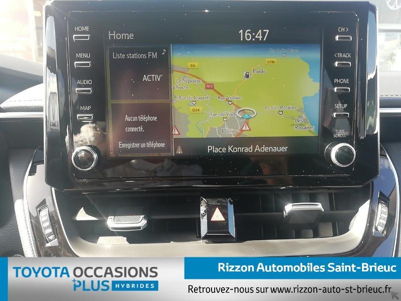 Photo 7 de l'offre de TOYOTA Corolla Touring Spt 122h GR Sport MY20 à 27990€ chez Rizzon Auto - Toyota St Brieuc