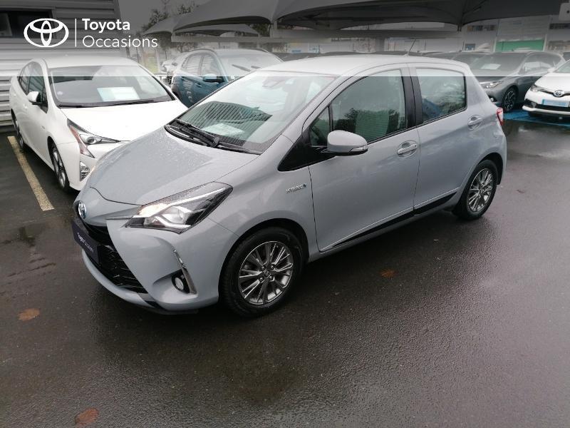 Photo 17 de l'offre de TOYOTA Yaris 100h Dynamic 5p MY19 à 13990€ chez Rizzon Auto - Toyota St Brieuc