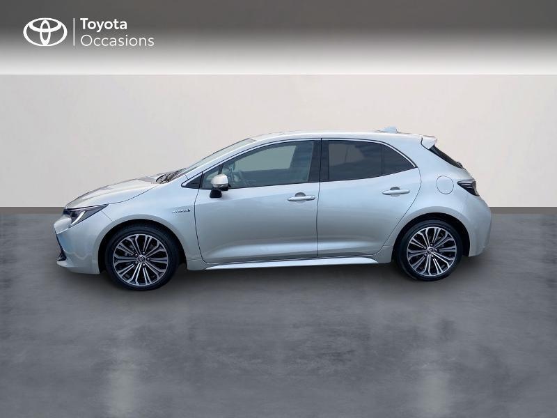 Photo 3 de l'offre de TOYOTA Corolla 122h Design MY20 à 23990€ chez Rizzon Auto - Toyota St Brieuc
