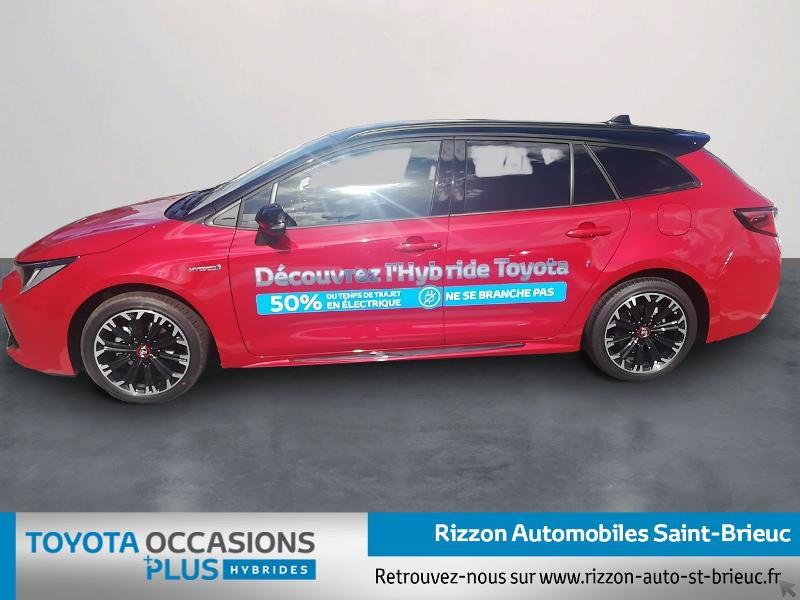 Photo 3 de l'offre de TOYOTA Corolla Touring Spt 122h GR Sport MY20 à 27990€ chez Rizzon Auto - Toyota St Brieuc