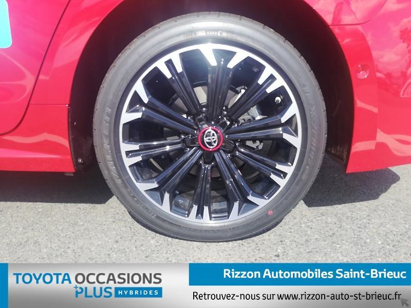 Photo 4 de l'offre de TOYOTA Corolla Touring Spt 122h GR Sport MY20 à 27990€ chez Rizzon Auto - Toyota St Brieuc
