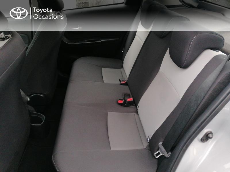 Photo 12 de l'offre de TOYOTA Yaris 100h Dynamic 5p MY19 à 13990€ chez Rizzon Auto - Toyota St Brieuc