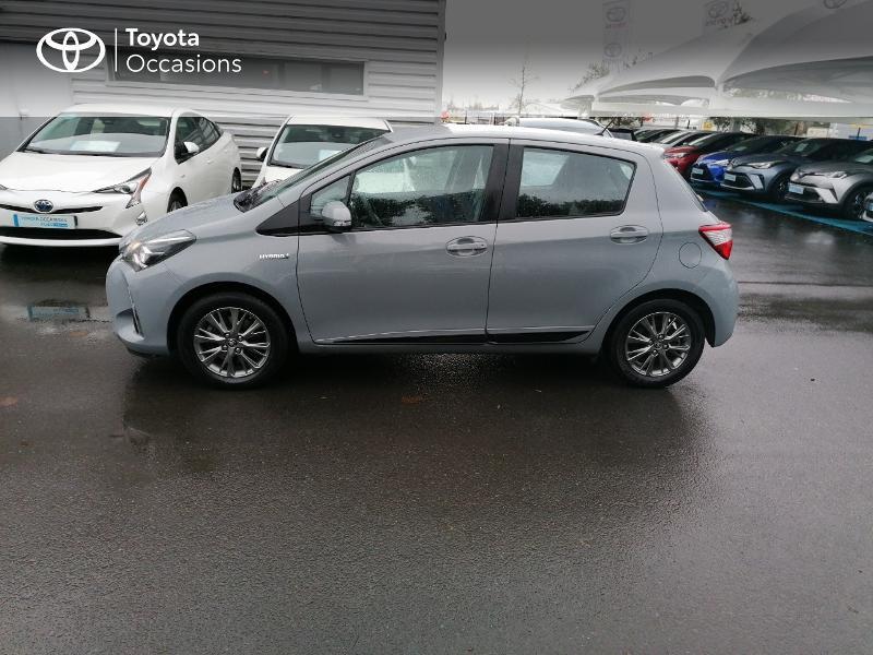 Photo 19 de l'offre de TOYOTA Yaris 100h Dynamic 5p MY19 à 13990€ chez Rizzon Auto - Toyota St Brieuc