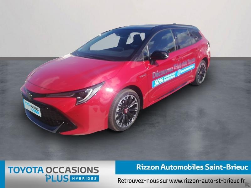Photo 1 de l'offre de TOYOTA Corolla Touring Spt 122h GR Sport MY20 à 27990€ chez Rizzon Auto - Toyota St Brieuc