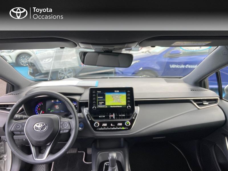 Photo 8 de l'offre de TOYOTA Corolla 122h Design MY20 à 23990€ chez Rizzon Auto - Toyota St Brieuc