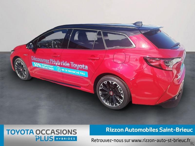 Photo 2 de l'offre de TOYOTA Corolla Touring Spt 122h GR Sport MY20 à 27990€ chez Rizzon Auto - Toyota St Brieuc