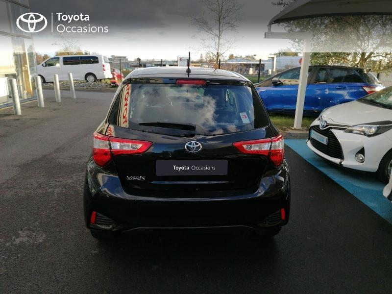 Photo 20 de l'offre de TOYOTA Yaris 70 VVT-i France Connect 5p RC19 à 11500€ chez Rizzon Auto - Toyota St Brieuc