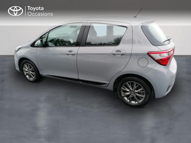 Photo 2 de l'offre de TOYOTA Yaris 100h Dynamic 5p MY19 à 13990€ chez Rizzon Auto - Toyota St Brieuc
