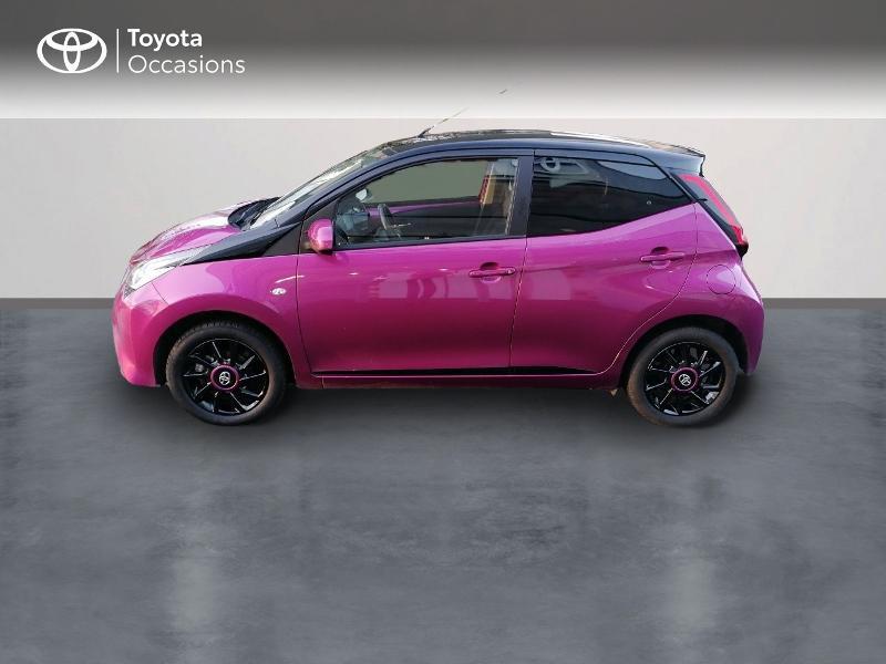 Photo 3 de l'offre de TOYOTA Aygo 1.0 VVT-i 72ch x-cite 5p à 9890€ chez Rizzon Auto - Toyota St Brieuc