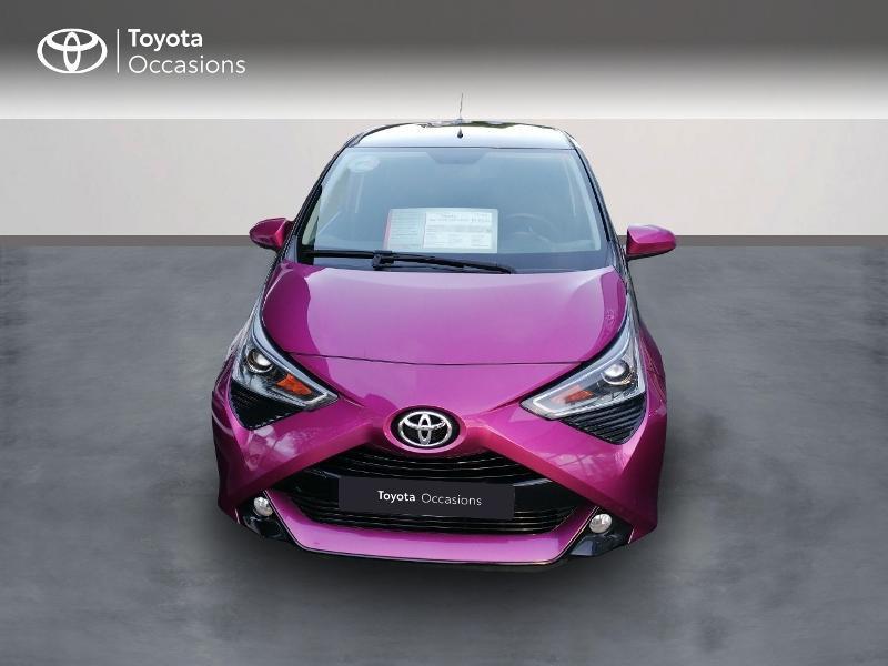 Photo 5 de l'offre de TOYOTA Aygo 1.0 VVT-i 72ch x-cite 5p à 9890€ chez Rizzon Auto - Toyota St Brieuc