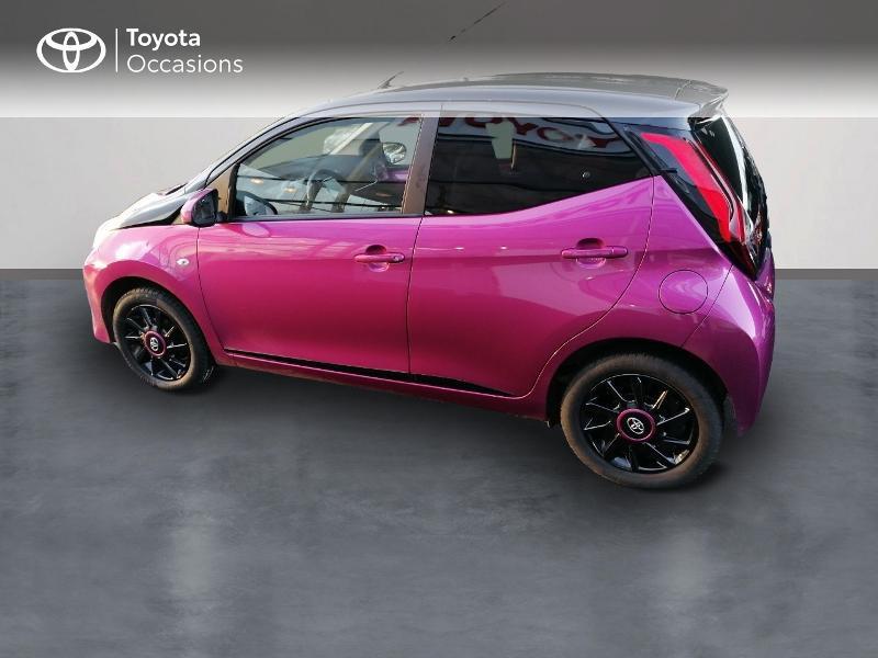 Photo 2 de l'offre de TOYOTA Aygo 1.0 VVT-i 72ch x-cite 5p à 9890€ chez Rizzon Auto - Toyota St Brieuc