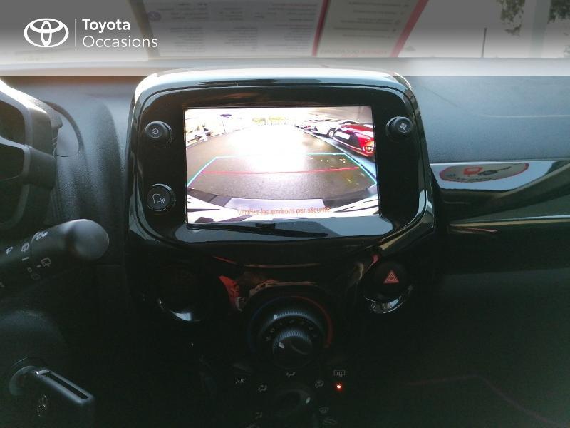 Photo 15 de l'offre de TOYOTA Aygo 1.0 VVT-i 72ch x-cite 5p à 9890€ chez Rizzon Auto - Toyota St Brieuc