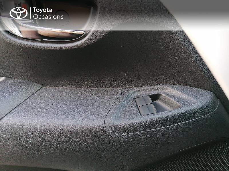 Photo 12 de l'offre de TOYOTA Aygo 1.0 VVT-i 72ch x-play 5p MY20 à 9890€ chez Rizzon Auto - Toyota St Brieuc