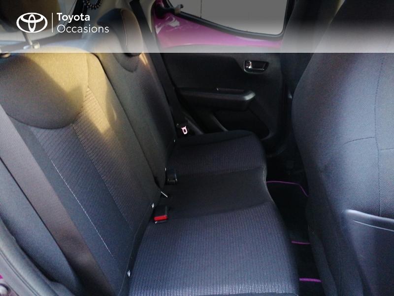 Photo 7 de l'offre de TOYOTA Aygo 1.0 VVT-i 72ch x-cite 5p à 9890€ chez Rizzon Auto - Toyota St Brieuc