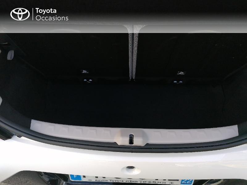 Photo 15 de l'offre de TOYOTA Aygo 1.0 VVT-i 72ch x-play 5p MY20 à 9890€ chez Rizzon Auto - Toyota St Brieuc