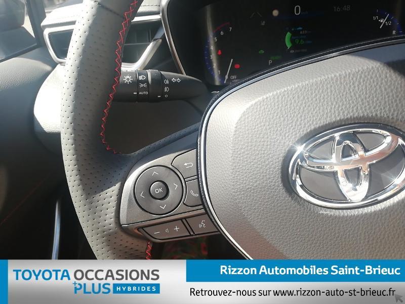 Photo 10 de l'offre de TOYOTA Corolla Touring Spt 122h GR Sport MY20 à 27990€ chez Rizzon Auto - Toyota St Brieuc
