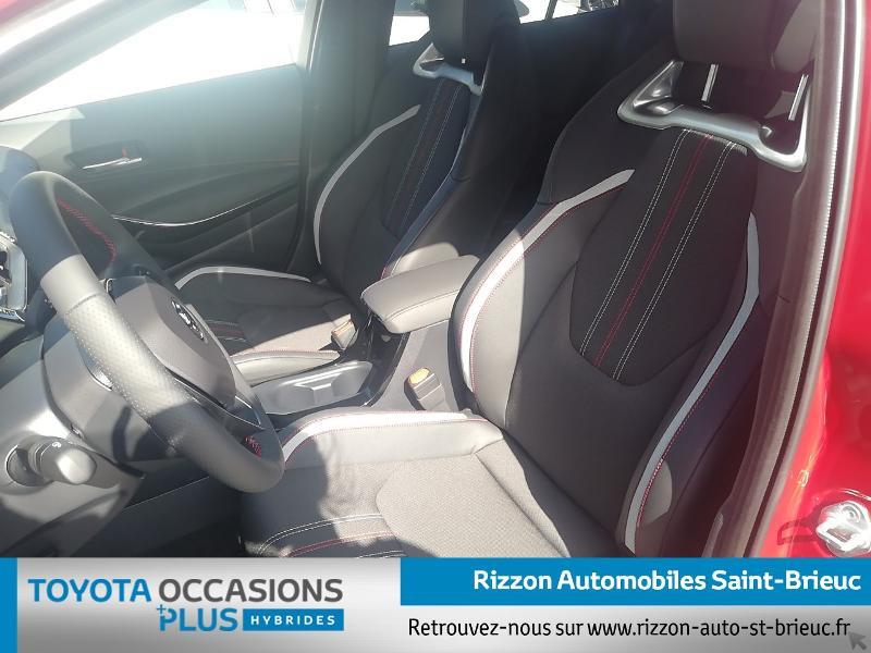 Photo 13 de l'offre de TOYOTA Corolla Touring Spt 122h GR Sport MY20 à 27990€ chez Rizzon Auto - Toyota St Brieuc