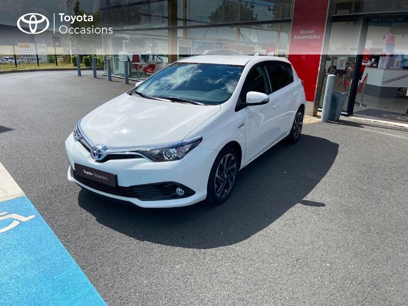 Photo 18 de l'offre de TOYOTA Auris HSD 136h Design à 16890€ chez Rizzon Auto - Toyota St Brieuc