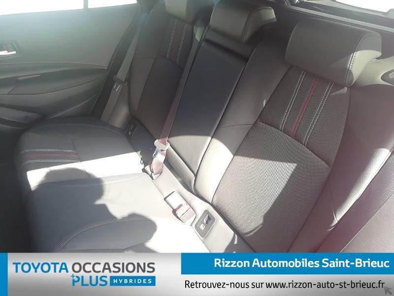Photo 14 de l'offre de TOYOTA Corolla Touring Spt 122h GR Sport MY20 à 27990€ chez Rizzon Auto - Toyota St Brieuc