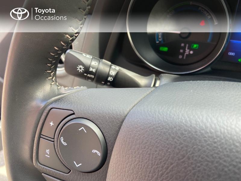 Photo 10 de l'offre de TOYOTA Auris HSD 136h Design à 16890€ chez Rizzon Auto - Toyota St Brieuc