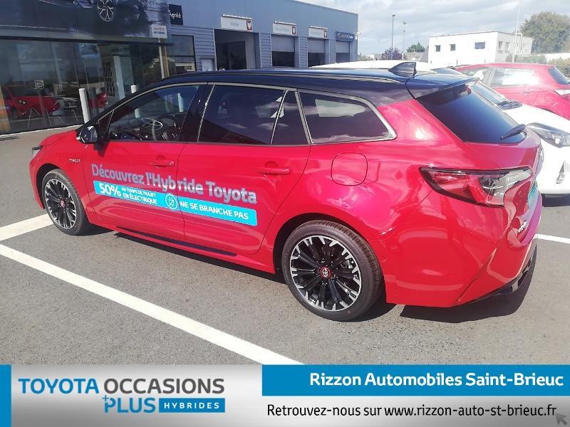 Photo 17 de l'offre de TOYOTA Corolla Touring Spt 122h GR Sport MY20 à 27990€ chez Rizzon Auto - Toyota St Brieuc