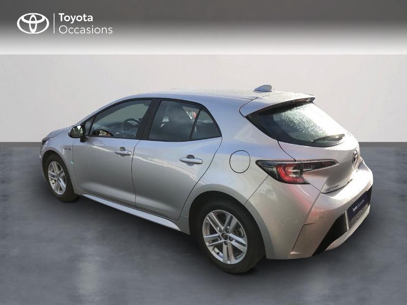 Photo 2 de l'offre de TOYOTA Corolla 122h Dynamic Business à 21990€ chez Rizzon Auto - Toyota St Brieuc