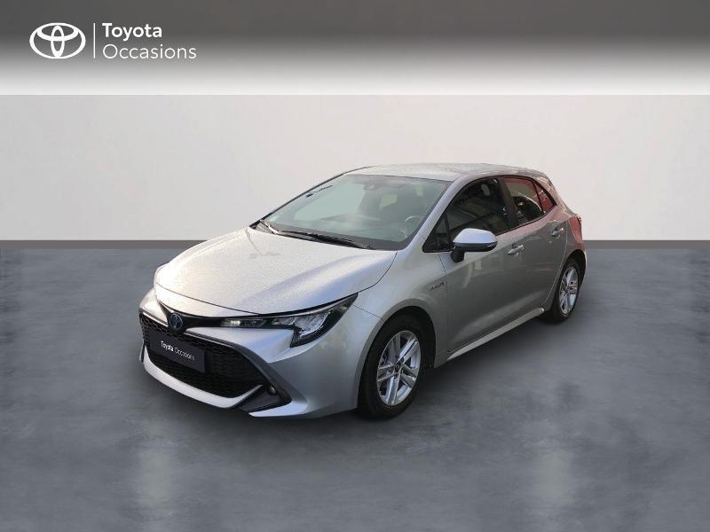 Photo 1 de l'offre de TOYOTA Corolla 122h Dynamic Business à 21990€ chez Rizzon Auto - Toyota St Brieuc