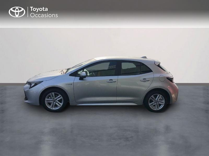 Photo 3 de l'offre de TOYOTA Corolla 122h Dynamic Business à 21990€ chez Rizzon Auto - Toyota St Brieuc