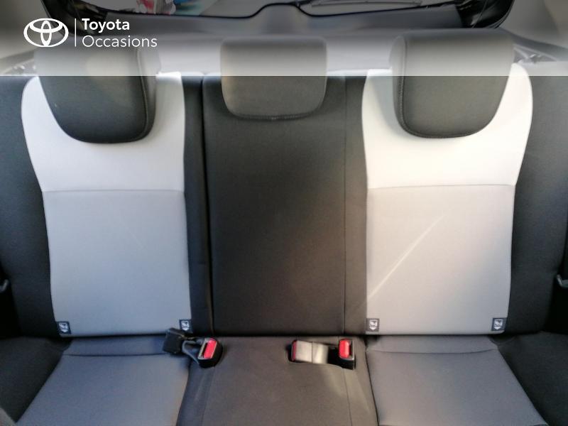 Photo 12 de l'offre de TOYOTA Yaris 70 VVT-i France Connect 5p RC19 à 11500€ chez Rizzon Auto - Toyota St Brieuc