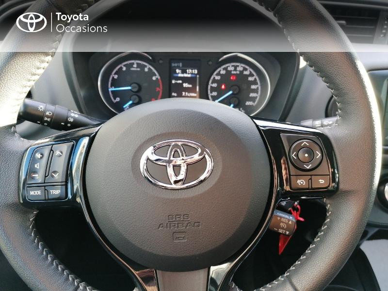 Photo 9 de l'offre de TOYOTA Yaris 70 VVT-i France Connect 5p RC19 à 11500€ chez Rizzon Auto - Toyota St Brieuc