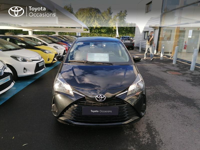 Photo 21 de l'offre de TOYOTA Yaris 70 VVT-i France Connect 5p RC19 à 11500€ chez Rizzon Auto - Toyota St Brieuc