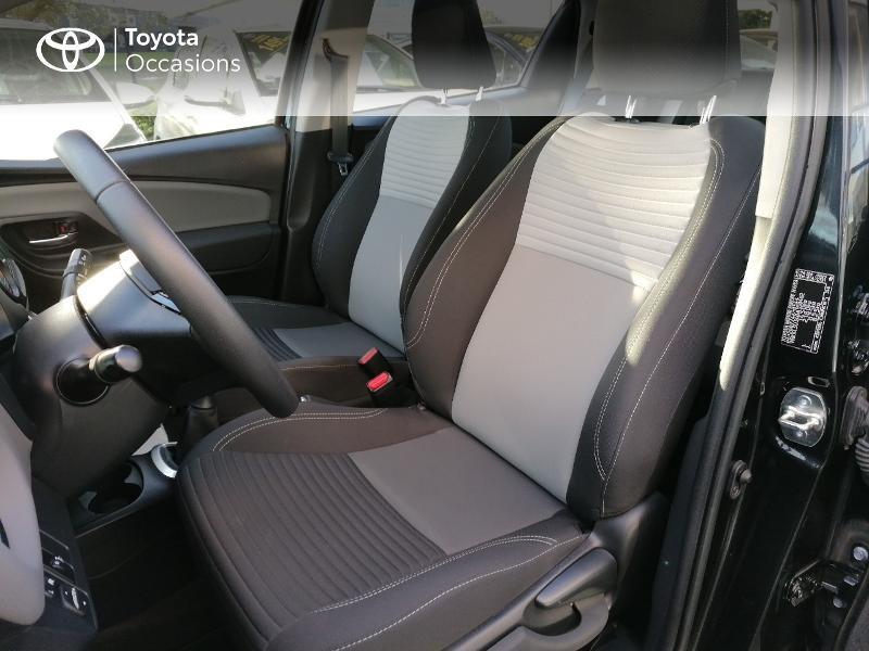 Photo 11 de l'offre de TOYOTA Yaris 70 VVT-i France Connect 5p RC19 à 11500€ chez Rizzon Auto - Toyota St Brieuc